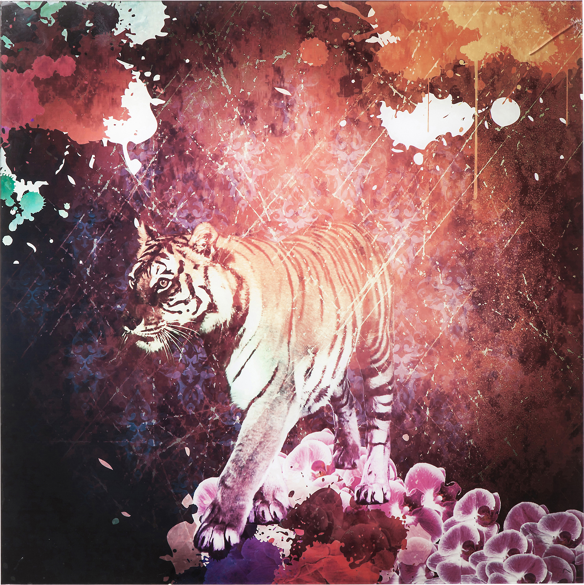 The Tiger by Mayk Azzato