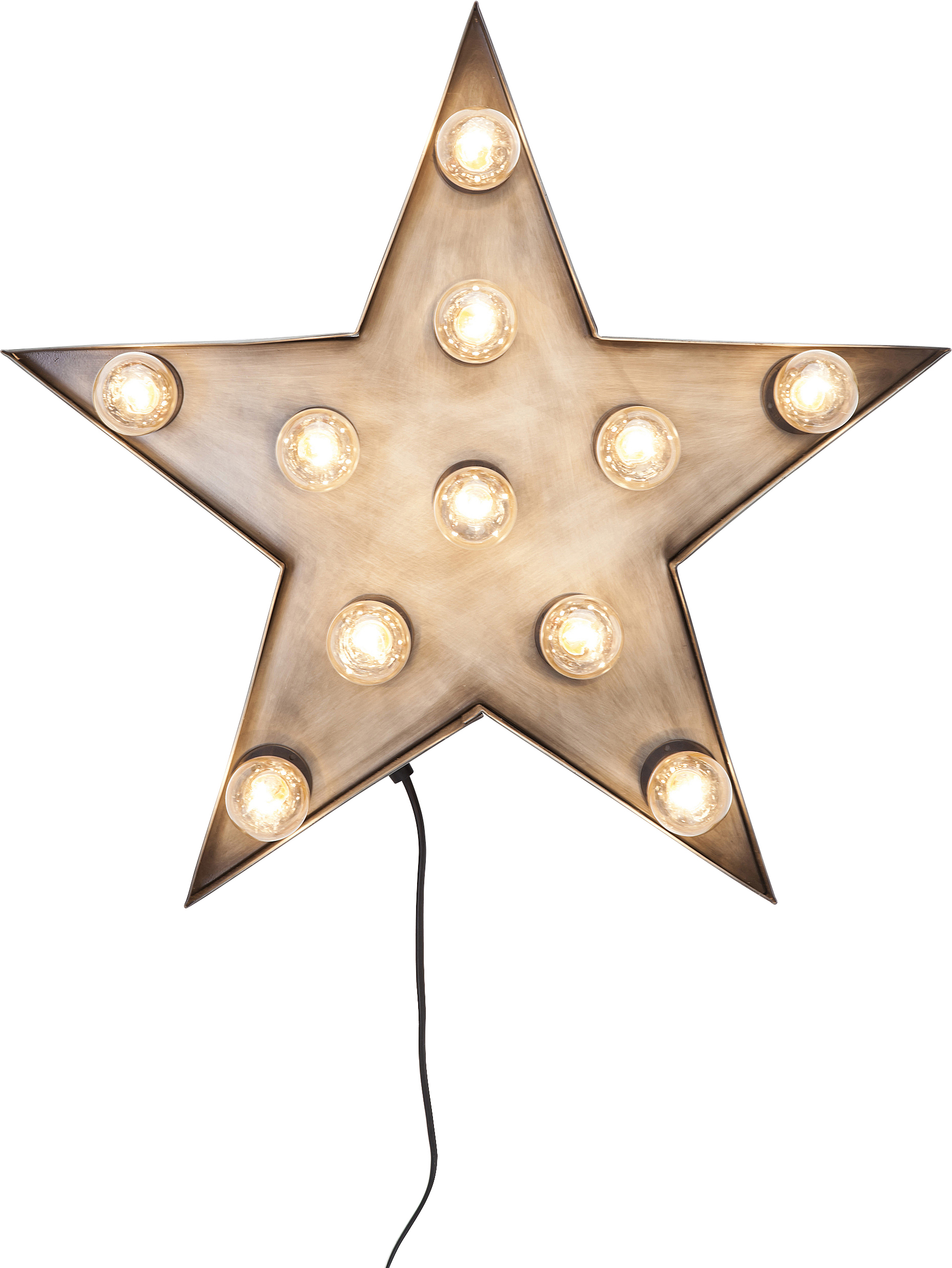 Wall Light Star 11-lite by KARE Design