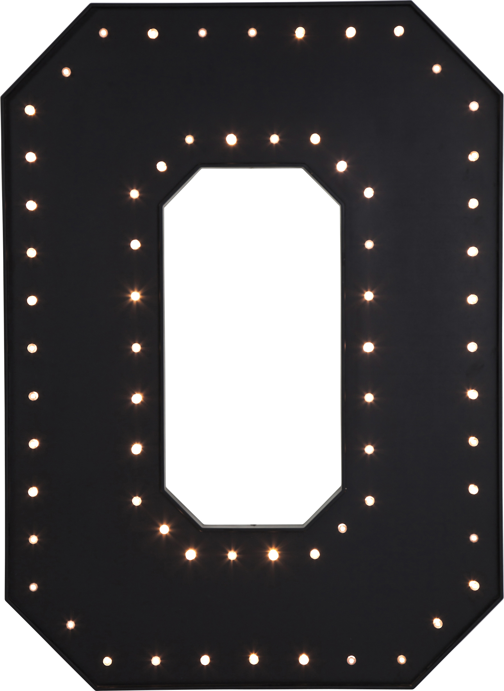 Wall Light O Black LED by KARE Design