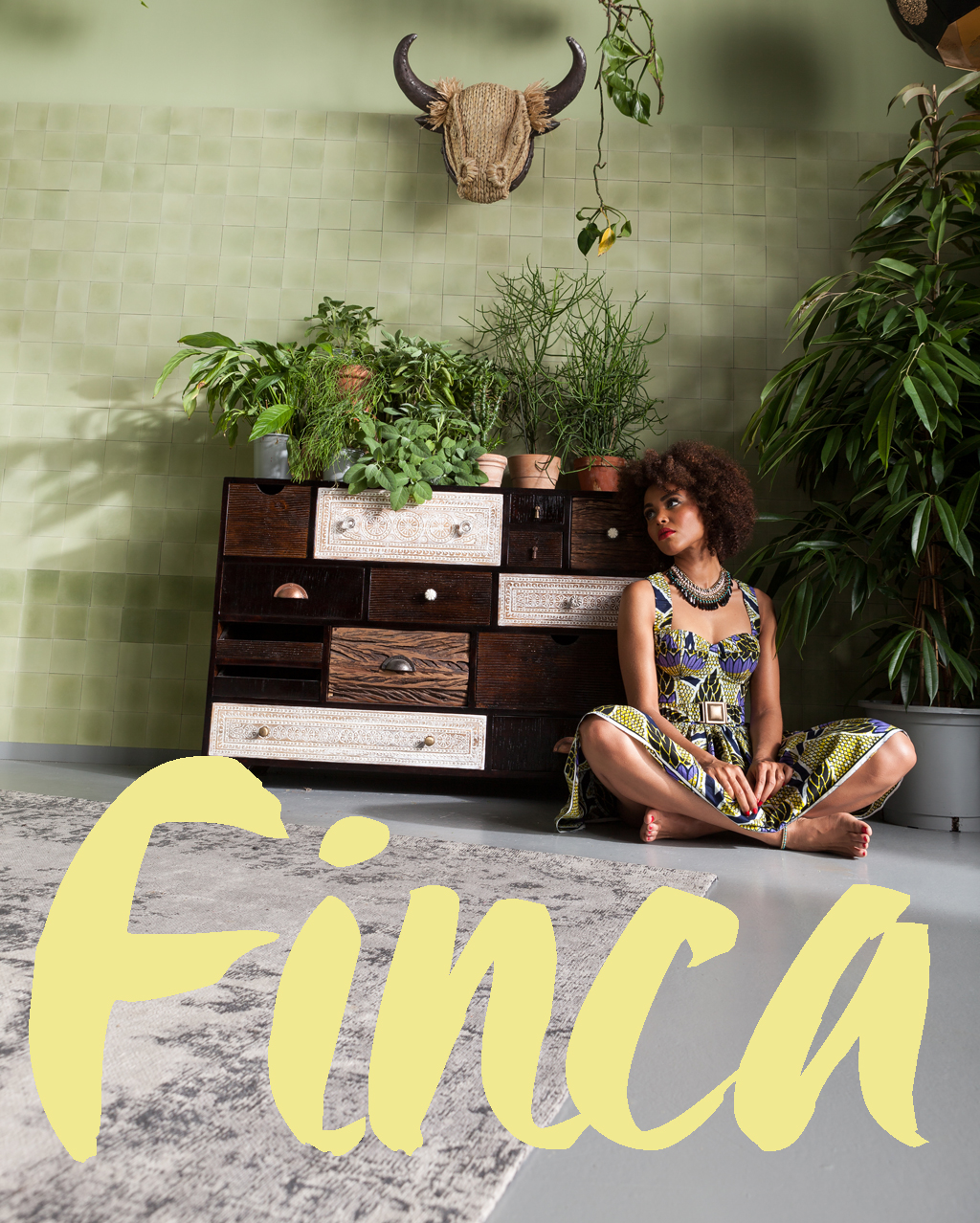 The Finca Collection by KARE Design