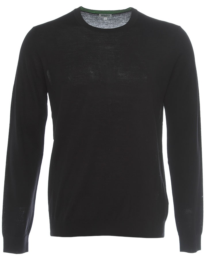 KENZO Sweater Black available at Stierblut