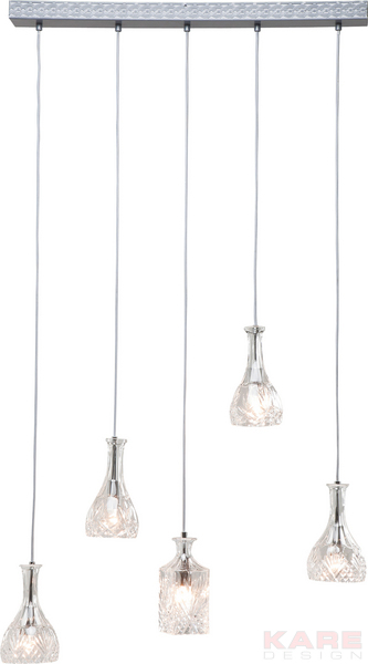 Pendant Lamp Vases Dining by KARE Design
