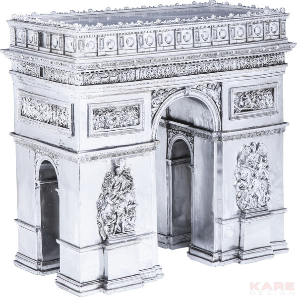 Money Box Triumphal Arch by KARE Design