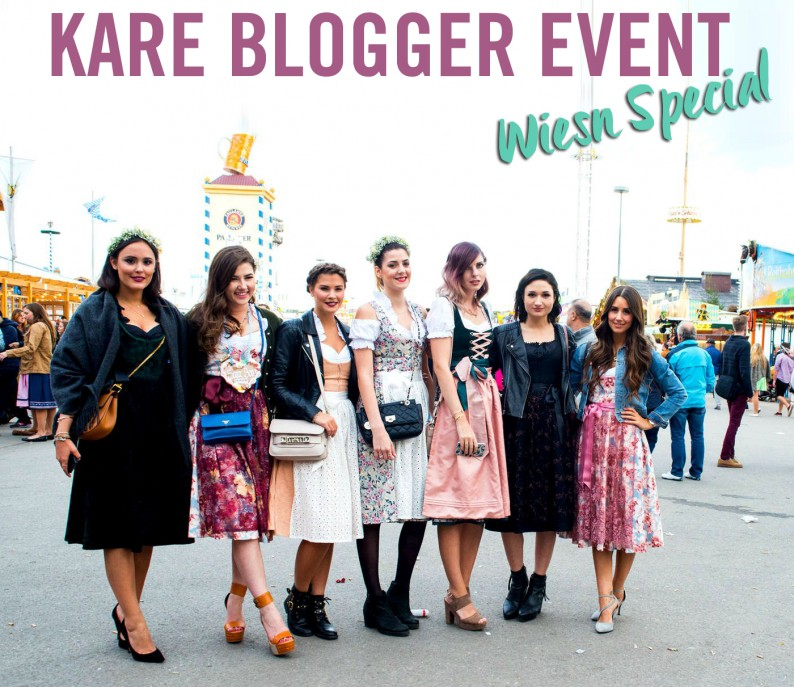 KARE Blogger Event Wiesn Special
