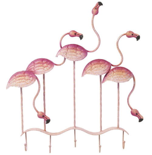 wandgarderobe flamingo party