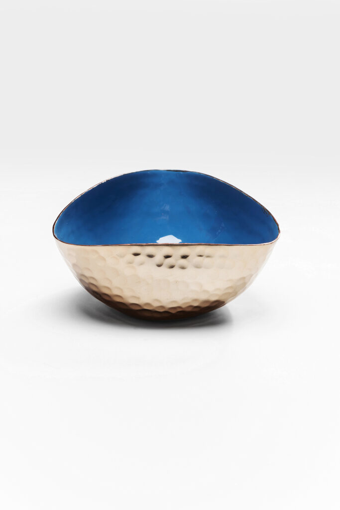 KARE design bowl Battellino blue Ø12cm